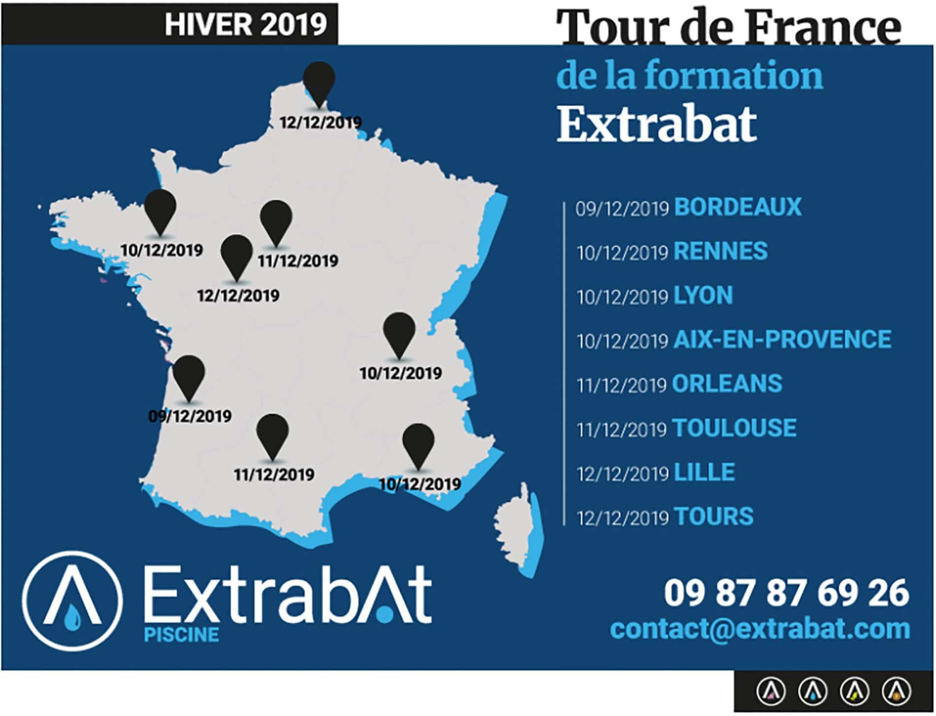formations Extrabat 2019