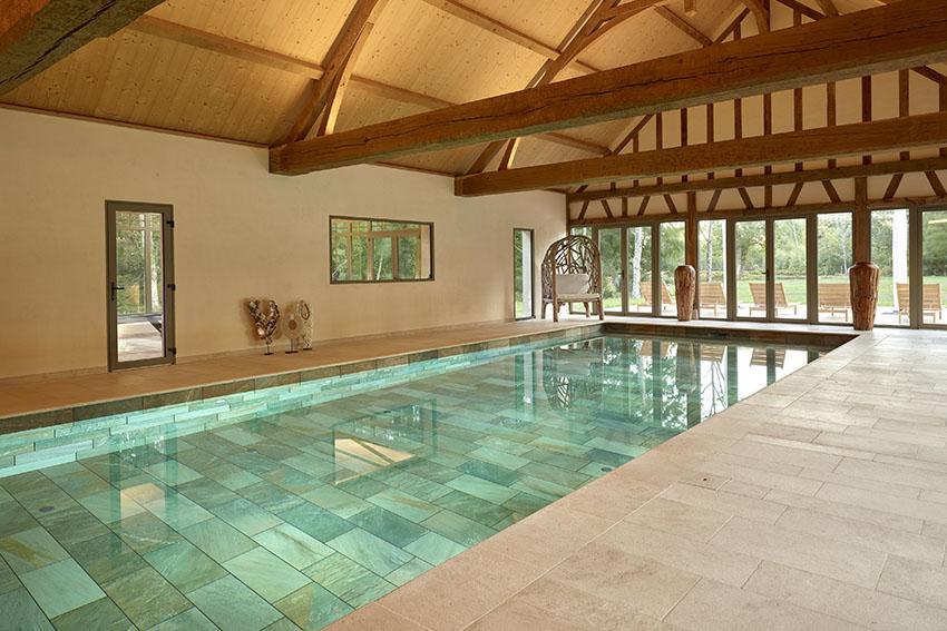 piscine trophee