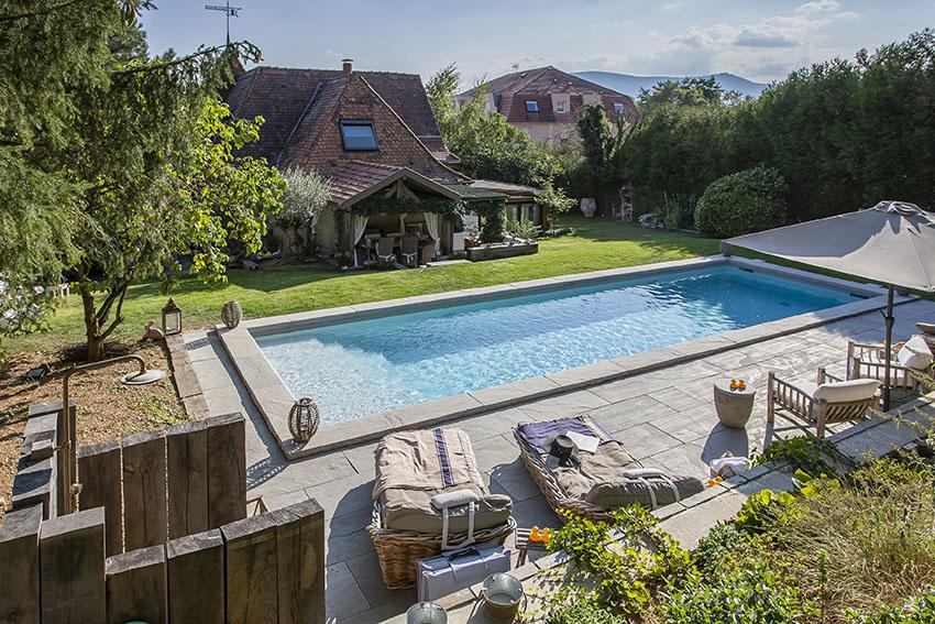Cristal piscine