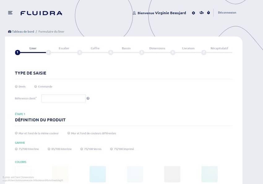 DEVISEUR SUR MESURE_Fluidra France_Process commande_1
