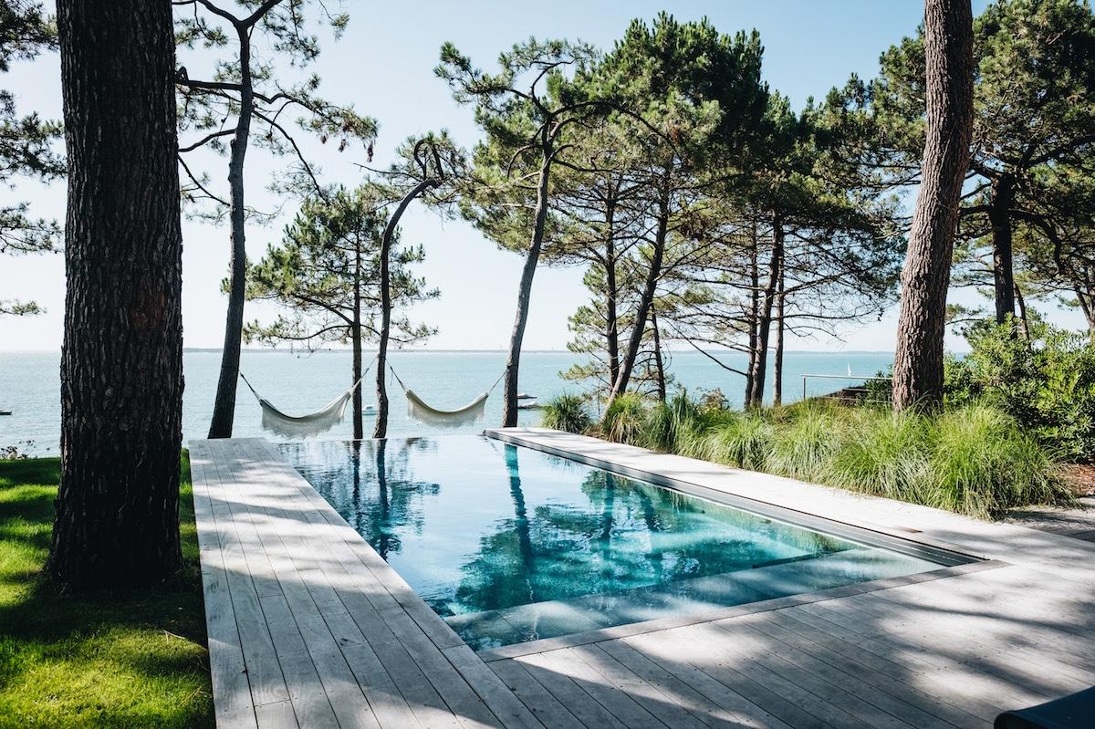 Prix spécial intégration paysage ©  Bordeaux Piscines / FPP