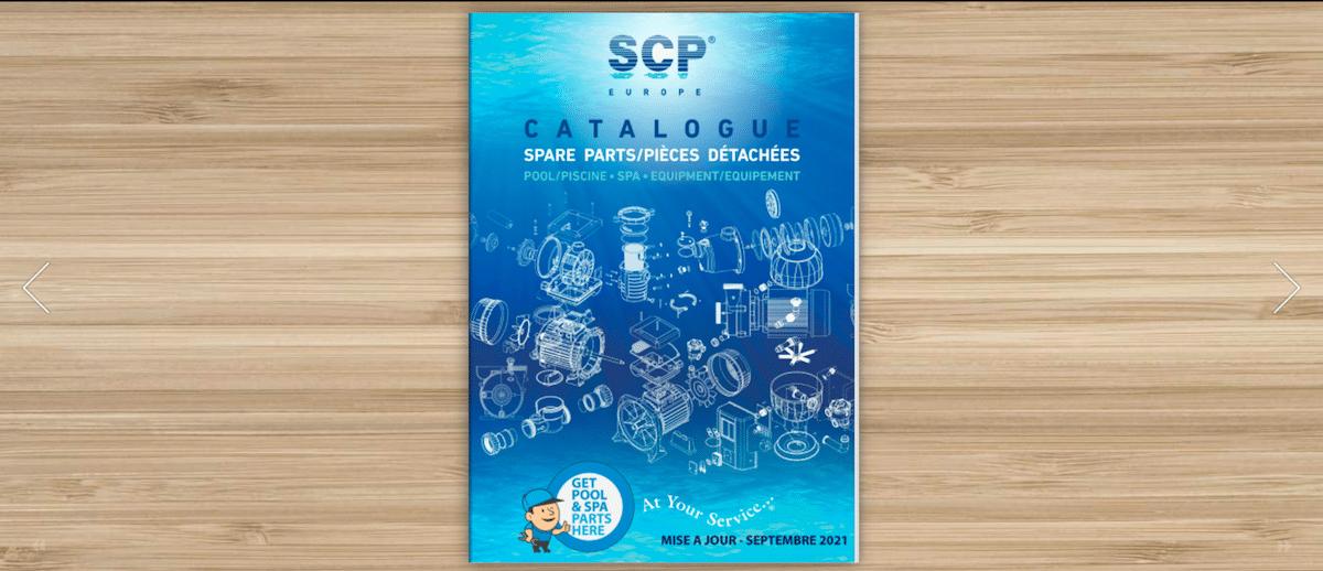 Catalogue Pièces détachées SCP