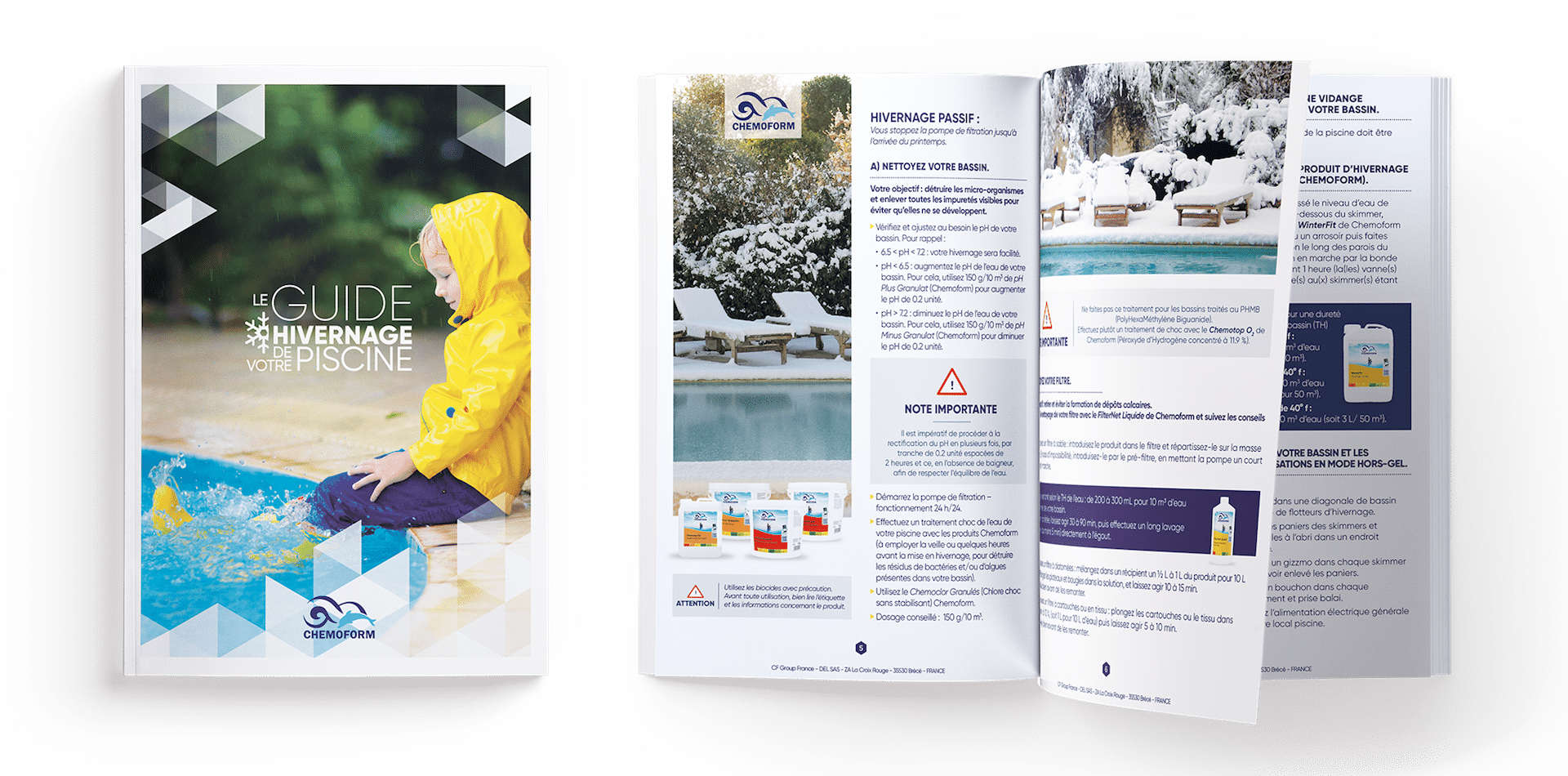 Guide hivernage Chemoform
