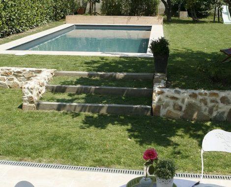 Mini piscine Caron