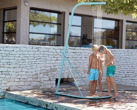 Douche de piscine Fermob